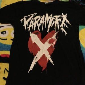 Paramore size small womens shirt